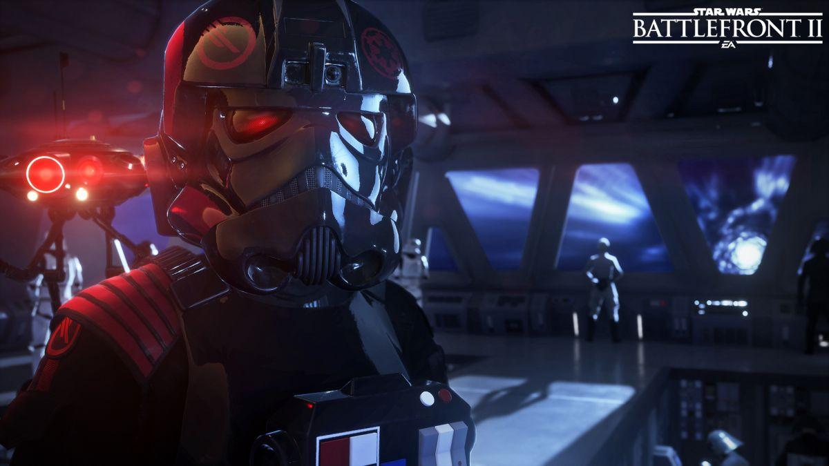 В Star Wars Battlefront 2 не предполагалась сюжетная