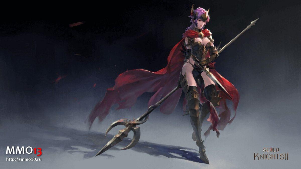 Состоялся анонс мобильной MMORPG Seven Knights 2 21795