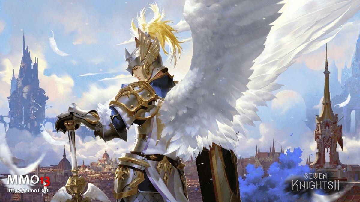 Состоялся анонс мобильной MMORPG Seven Knights 2 21796
