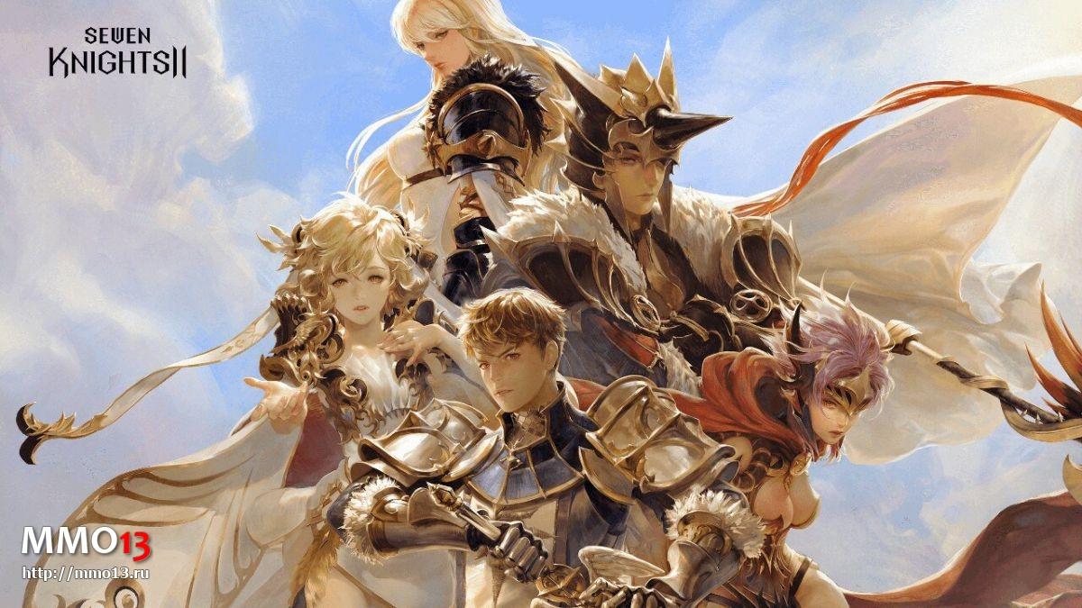 Состоялся анонс мобильной MMORPG Seven Knights 2 21797