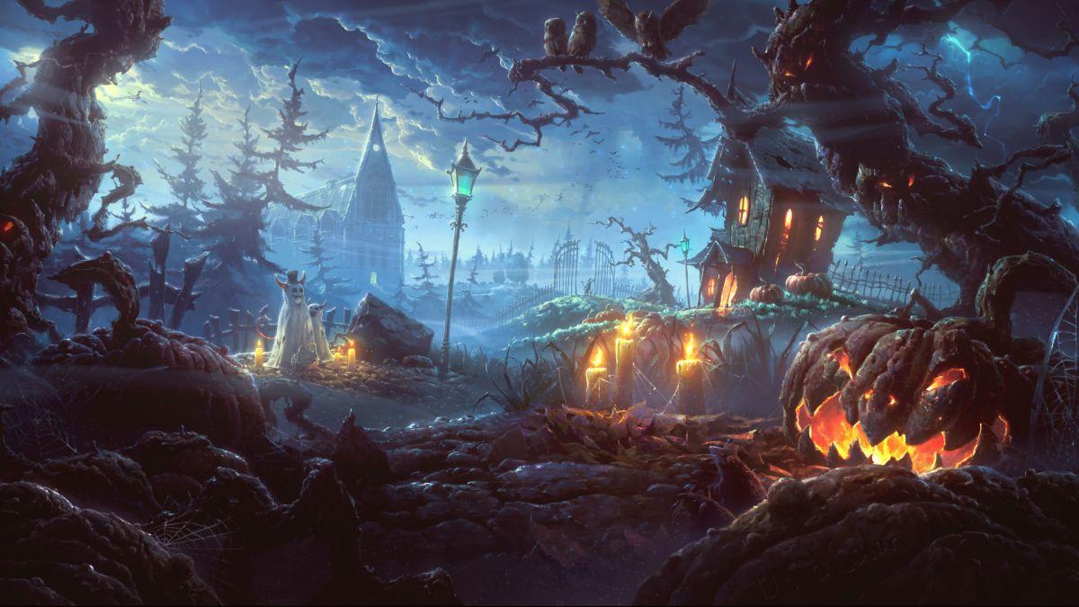 GOG и Steam объявили о старте распродаж в честь Хэллоуина 21811