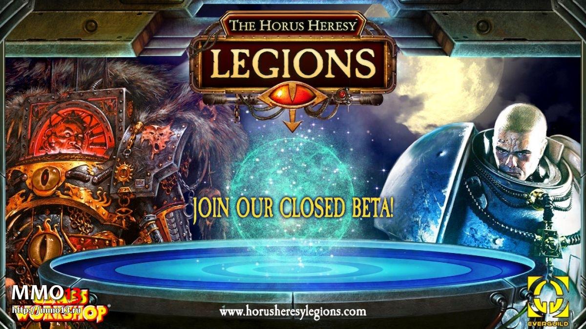 Анонсирована карточная игра по вселенной Warhammer 40.000 — The Horus Heresy: Legions 21847
