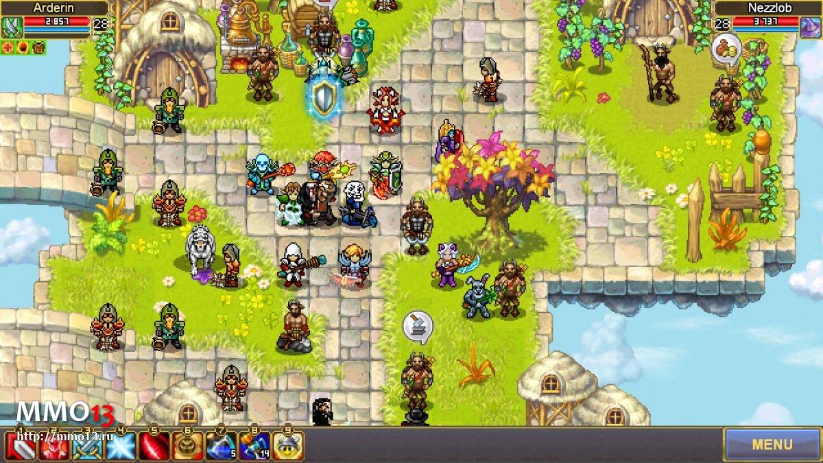 Warspear Online вышла в Steam 21853