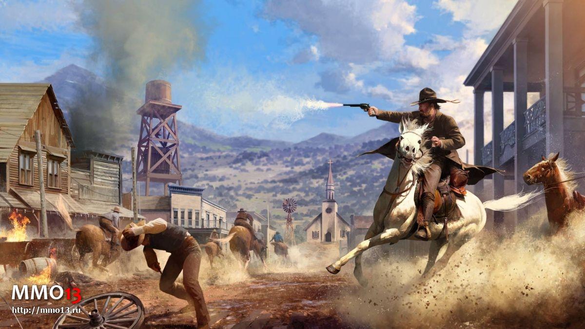 Подробности о раннем доступе Wild West Online 21876