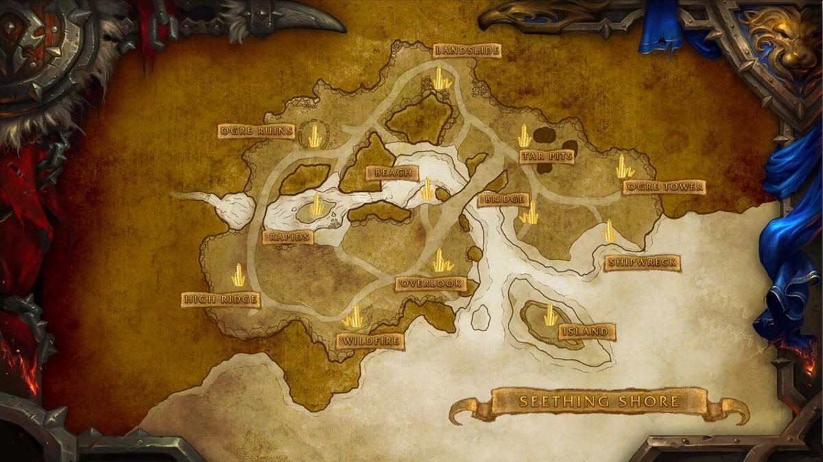 Авторы World of Warcraft откажутся от разделения на PvP и PvE сервера 21877