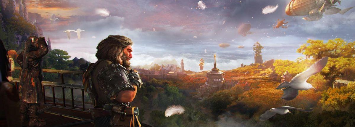 Открыт англоязычный сайт MMORPG A:IR, ЗБТ в первой половине 2018 21944