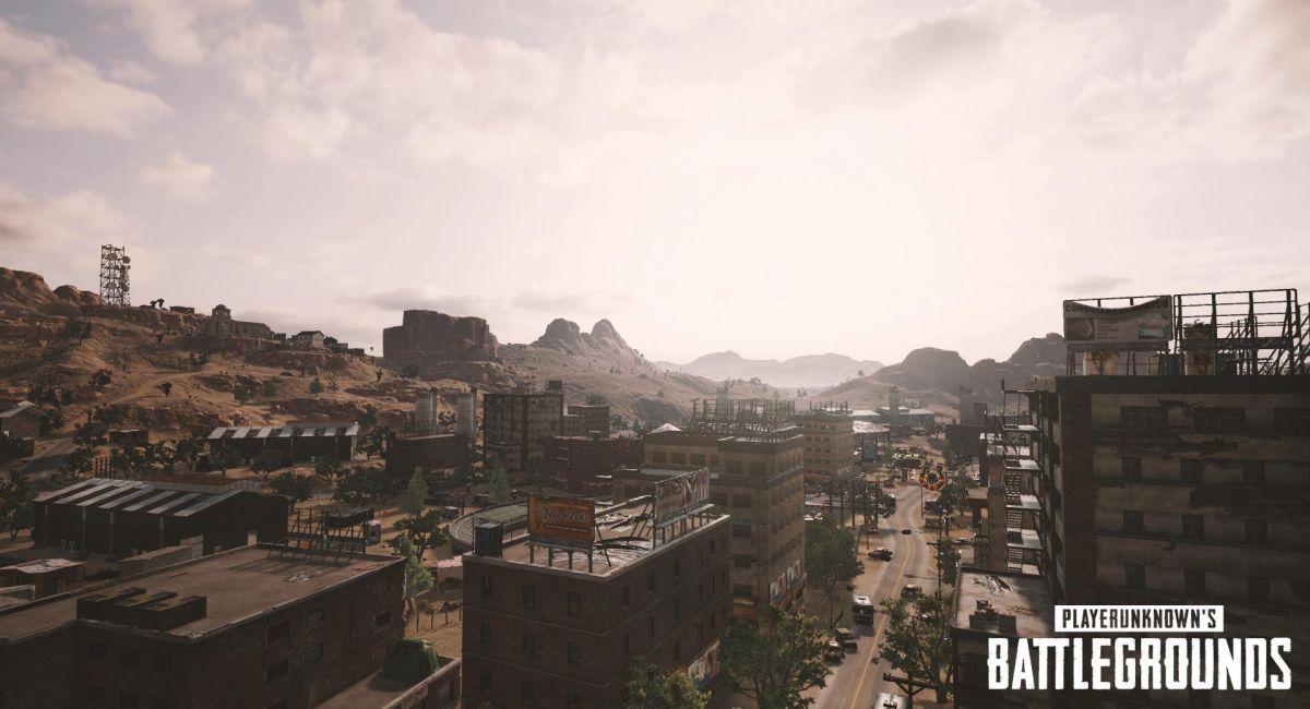 Опубликованы новые скриншоты пустынной карты Playerunknown's Battlegrounds 21983
