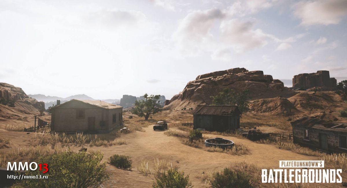 Опубликованы новые скриншоты пустынной карты Playerunknown's Battlegrounds 21984