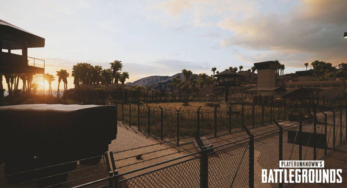 Опубликованы новые скриншоты пустынной карты Playerunknown's Battlegrounds 21985