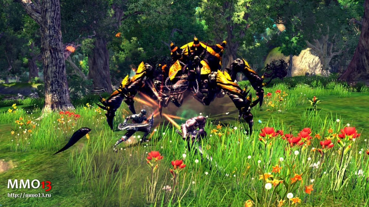 MMORPG RaiderZ будет перезапущена компанией Masangsoft 21988