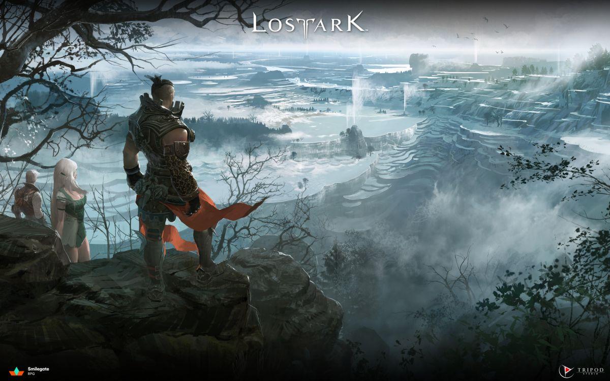 Слухи о третьем ЗБТ Lost Ark 21990