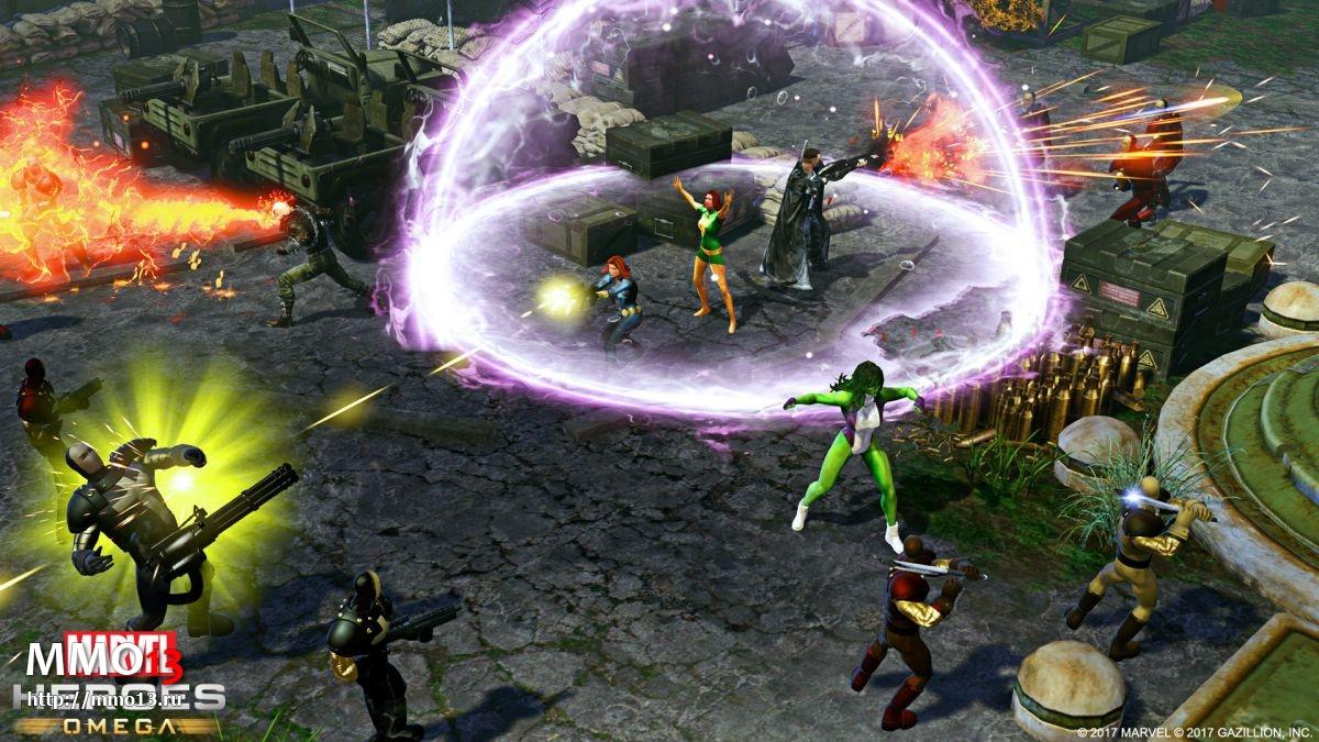 Серверы Marvel Heroes Omega закроются еще раньше, а денег игрокам не вернут 22051