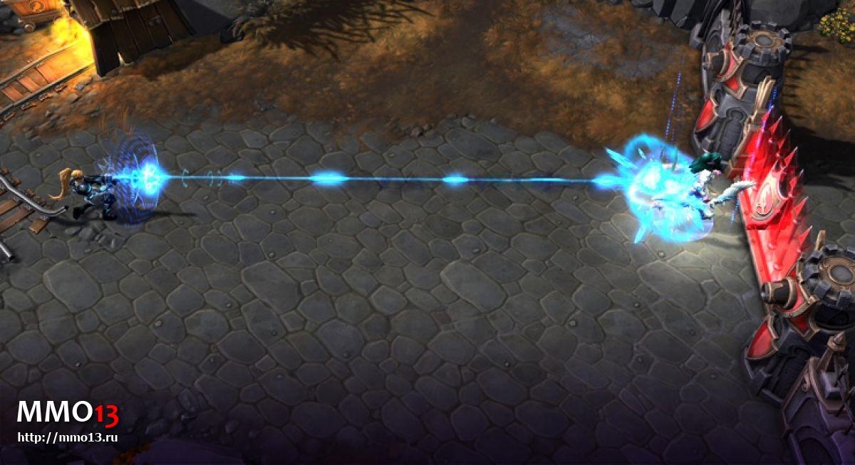 Blizzard рассказали об измененной маскировке в Heroes of the Storm 22086