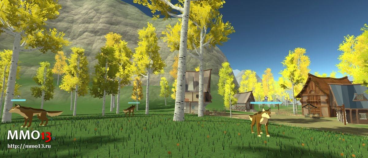 MMORPG в виртуальной реальности OrbusVR выйдет в раннем доступе 22099