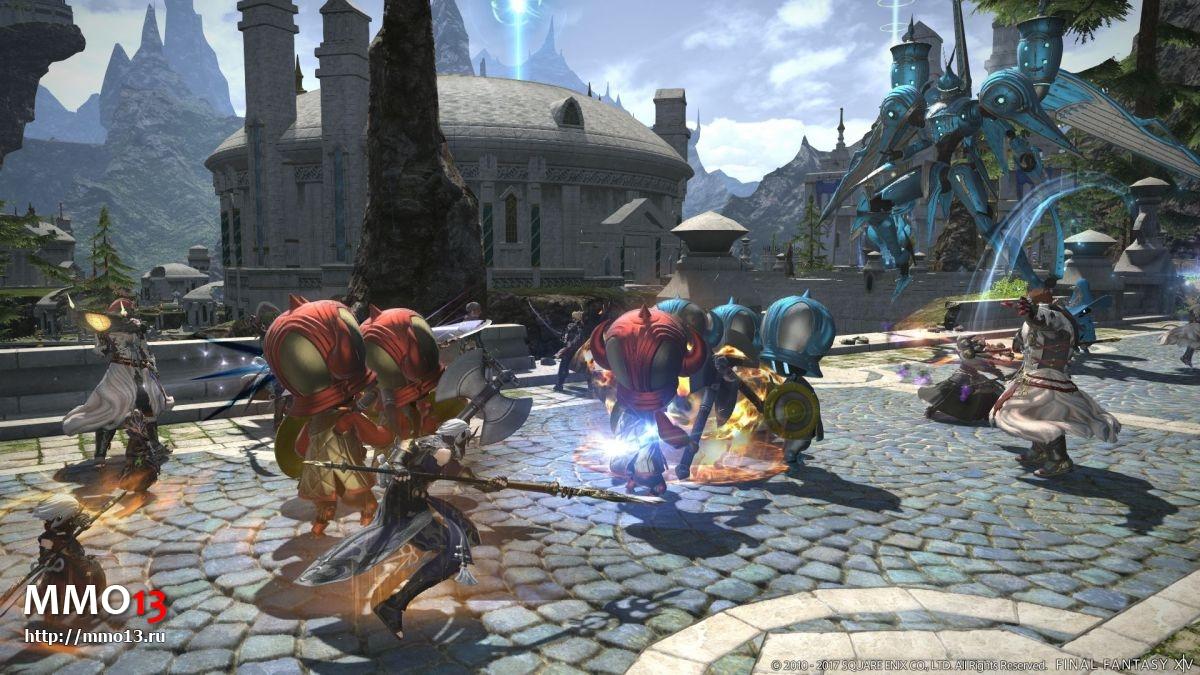 В Final Fantasy XIV можно играть без подписки в течение месяца 22158