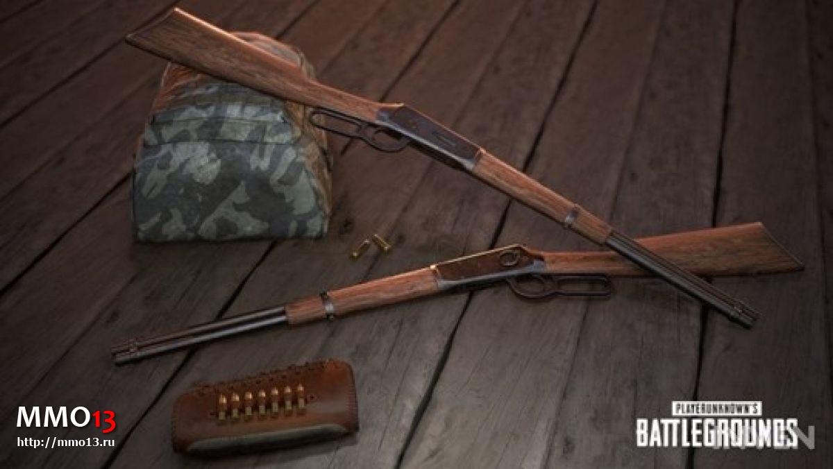Новое оружие для пустынной карты в Playerunknown`s Battlegrounds 22208
