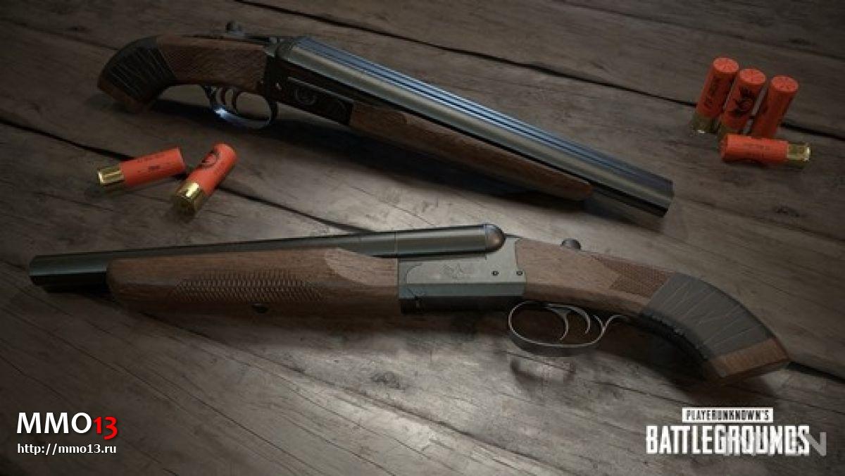 Новое оружие для пустынной карты в Playerunknown`s Battlegrounds 22209