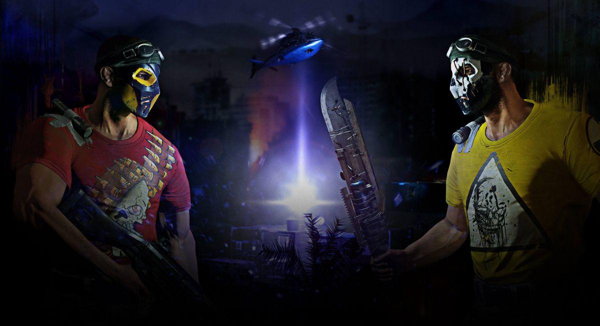 Dying Light получит мультиплеерное расширение в стиле Battle Royale 22240