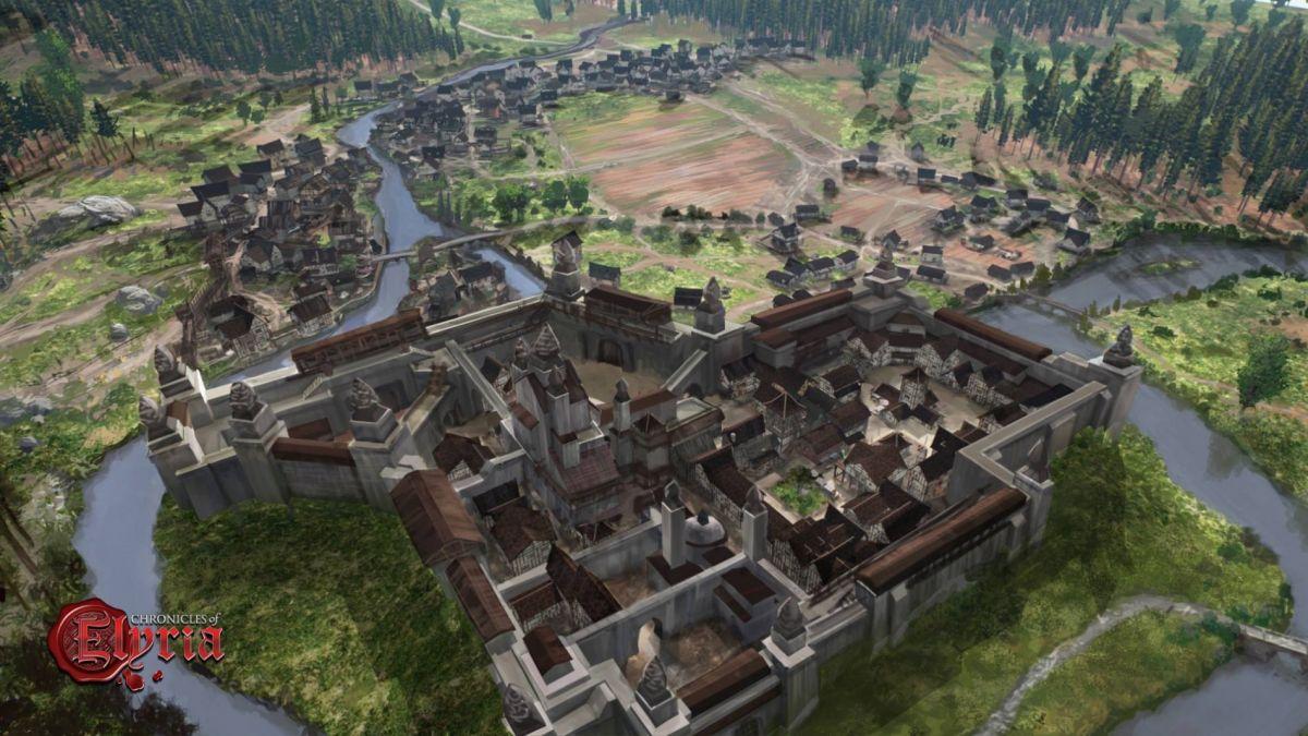 Бронирование имен Chronicles of Elyria откроется в январе 22260