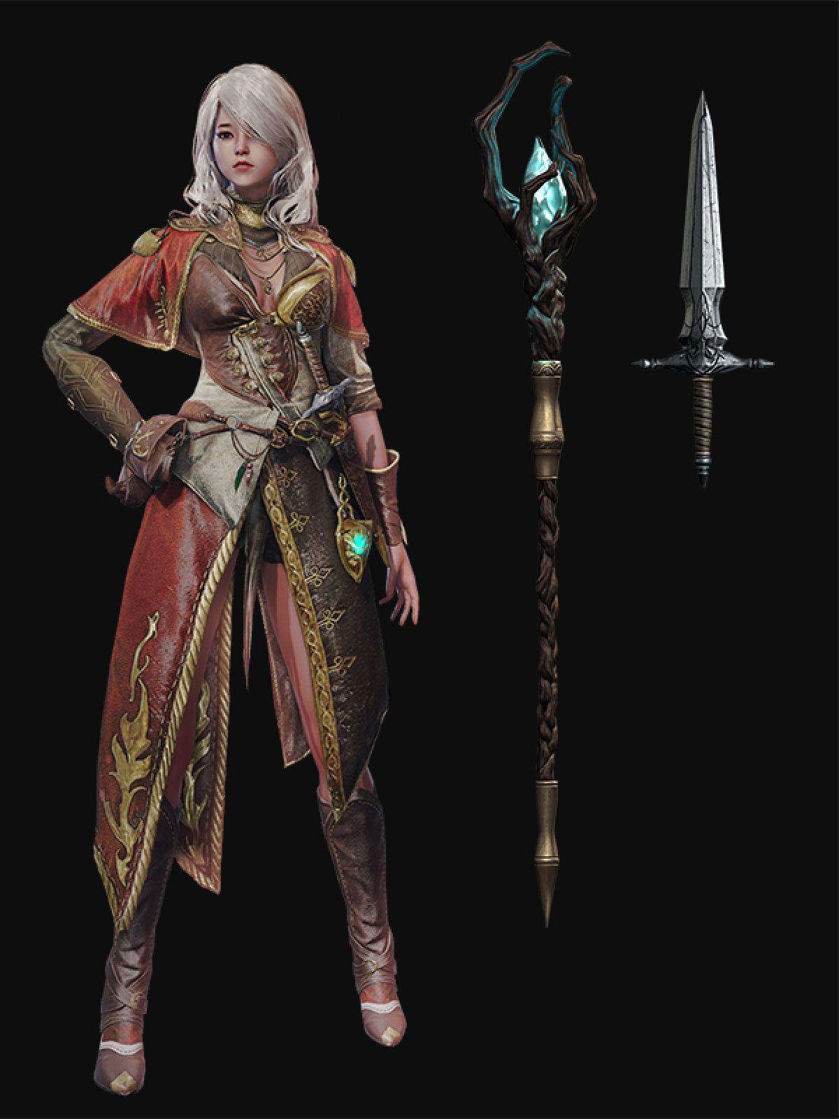 A:IR: обзор классов «Волшебница» и «Мистик» 22261