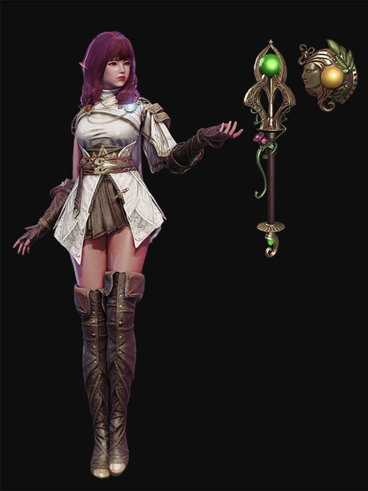 A:IR: обзор классов «Волшебница» и «Мистик» 22262