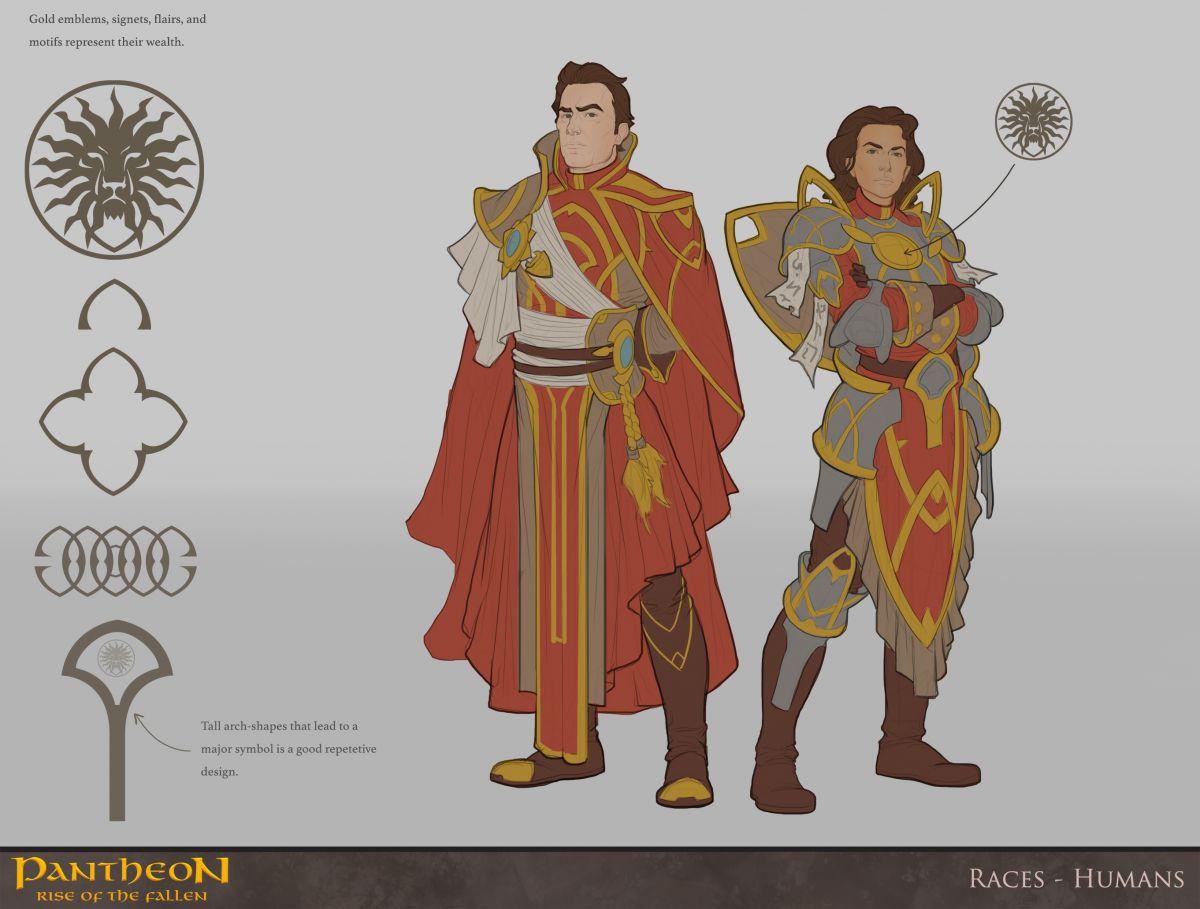 Pantheon: Rise of the Fallen — стартовал этап пре-альфа тестирования 22287