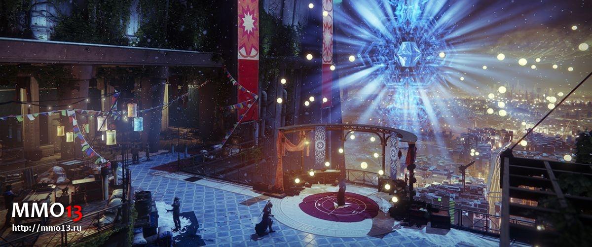 На следующей неделе в Destiny 2 стартует зимний ивент 22351