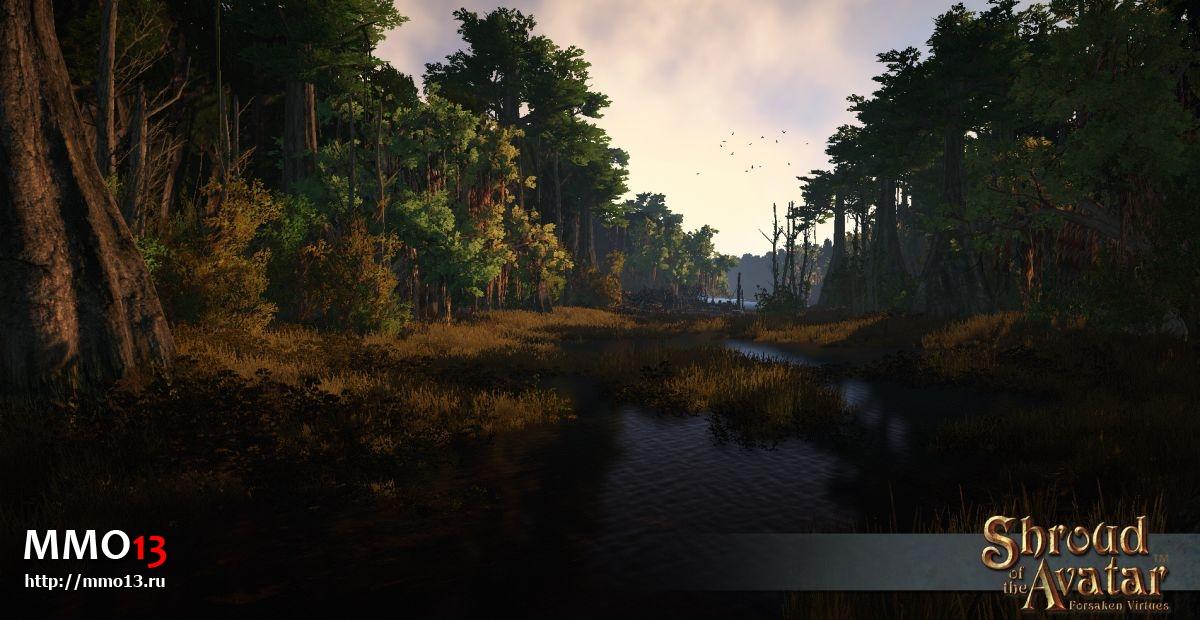 Для Shroud of the Avatar вышло крупное обновление 49 22352