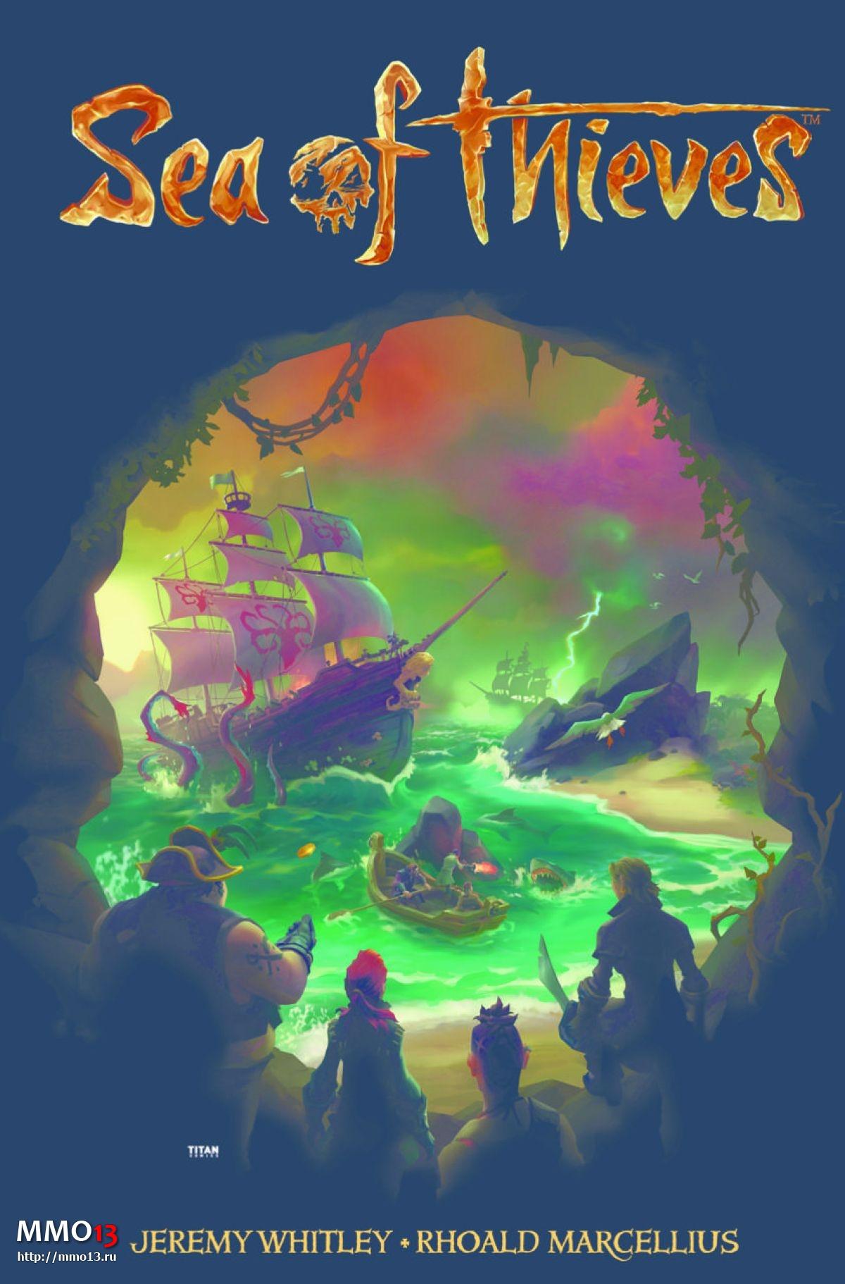 Sea of Thieves обзаведется серией комиксов 22395