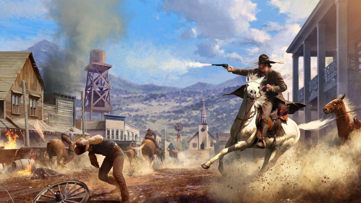 Опубликована полная «Дорожная карта» Wild West Online 22407