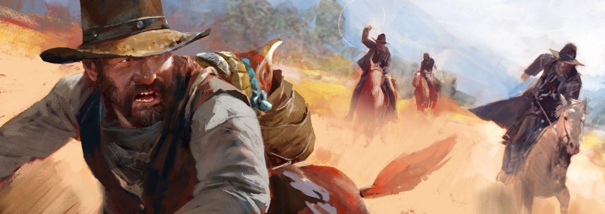 Опубликована полная «Дорожная карта» Wild West Online 22409