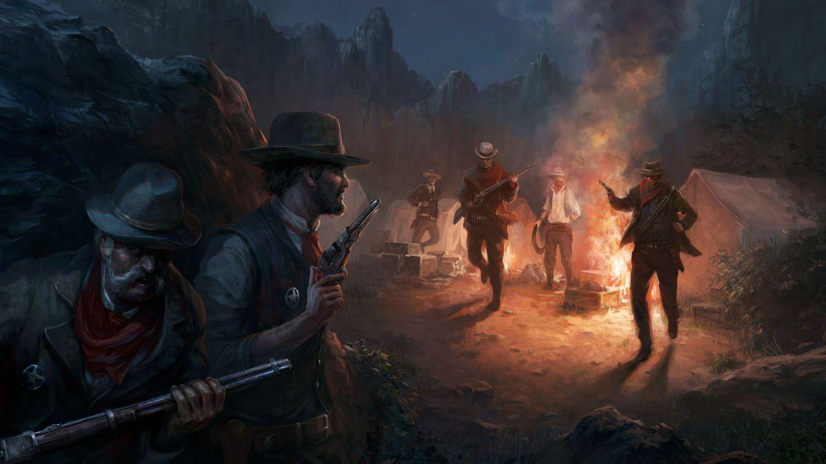 Опубликована полная «Дорожная карта» Wild West Online 22416
