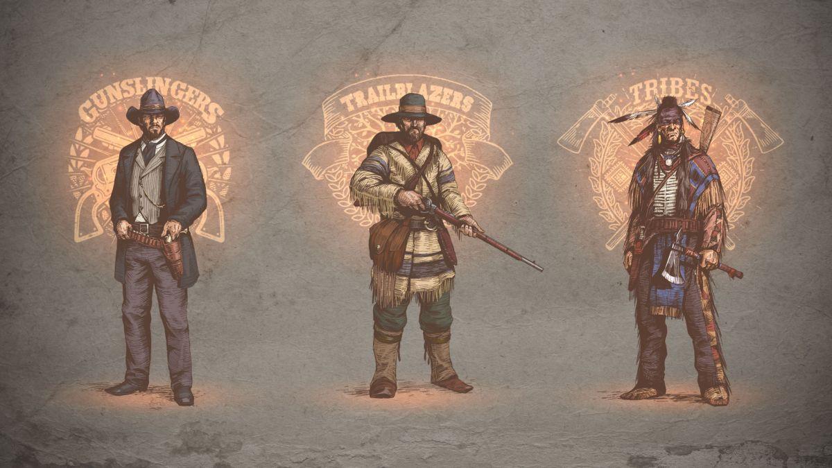 Опубликована полная «Дорожная карта» Wild West Online 22417