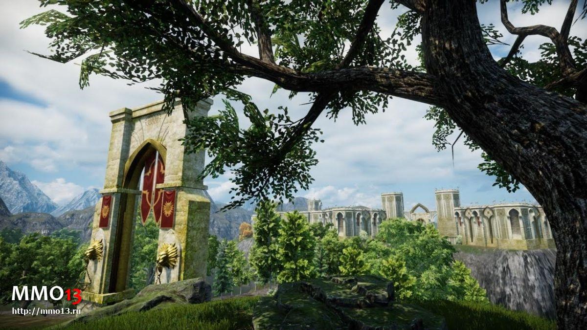 Большое интервью с разработчиками Pantheon: Rise of the Fallen 22421