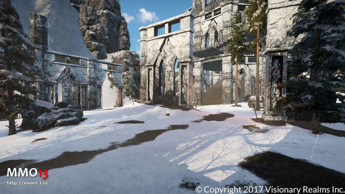 Большое интервью с разработчиками Pantheon: Rise of the Fallen 22426
