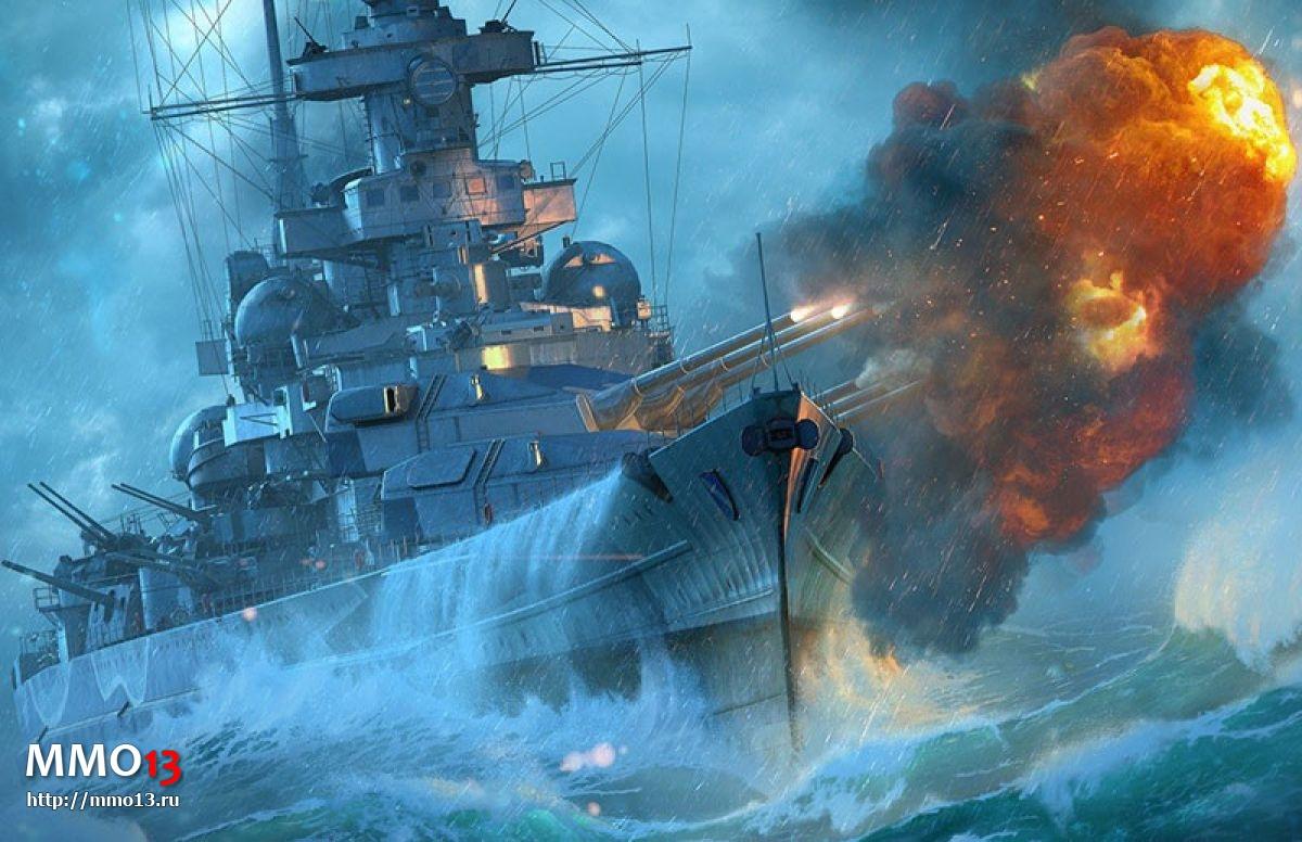 Стала известна дата релиза World of Warships Blitz 22435