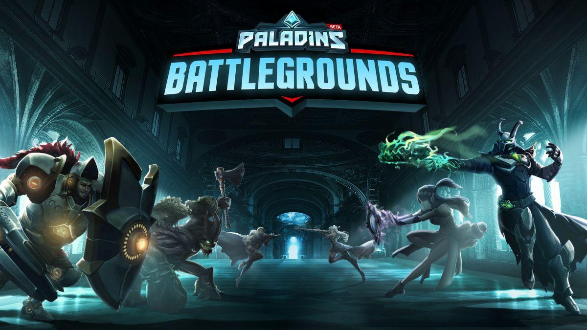 Paladins: первые подробности режима Battlegrounds и запись геймплея 22448