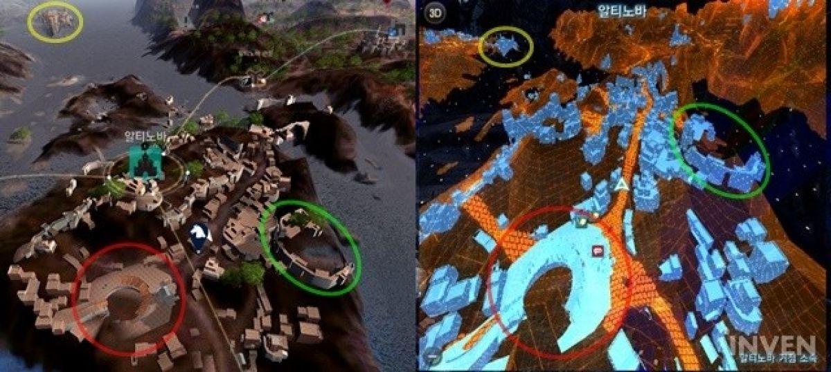 Корейская версия BDO получила патч с 3D мини-картой, изменениями в торговой системе и бафом Памяти Мастера 22563