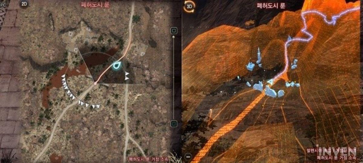 Корейская версия BDO получила патч с 3D мини-картой, изменениями в торговой системе и бафом Памяти Мастера 22564