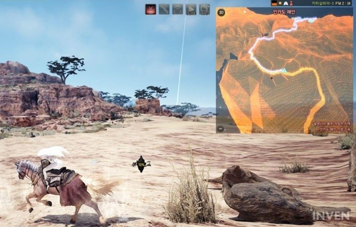 Корейская версия BDO получила патч с 3D мини-картой, изменениями в торговой системе и бафом Памяти Мастера 22565