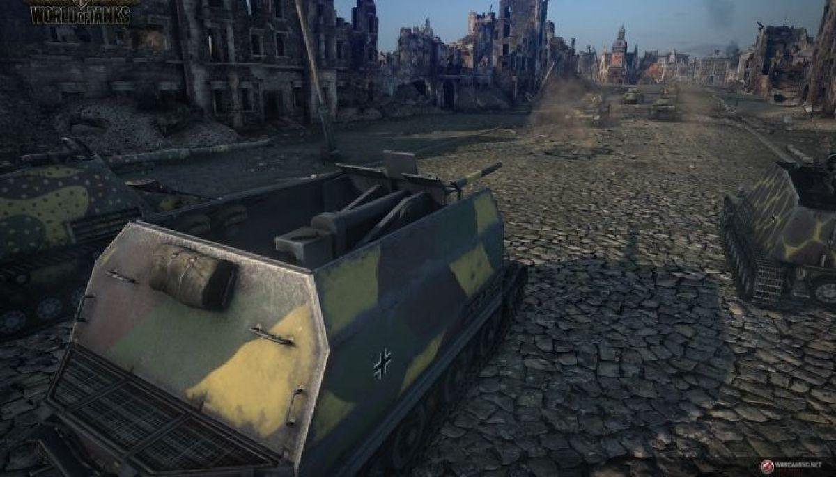 World of Tanks скоро будет поддерживать VR 22586