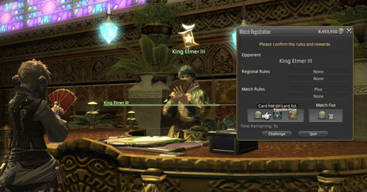 Обзор нового интерфейса в Final Fantasy XIV 22609