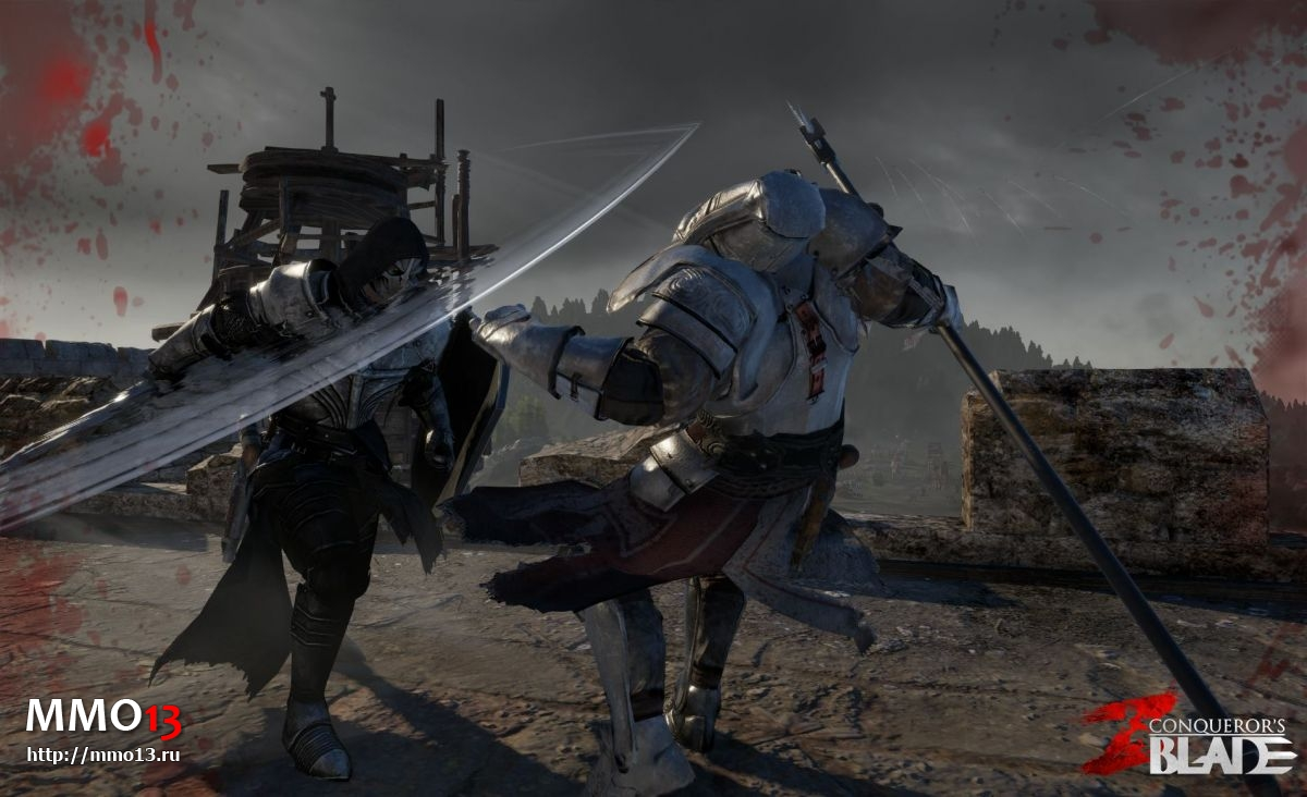 Началось ЗБТ Conqueror's Blade 22625