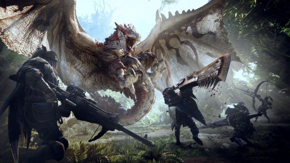 Monster Hunter World оказалась самой продаваемой игрой в серии 22641