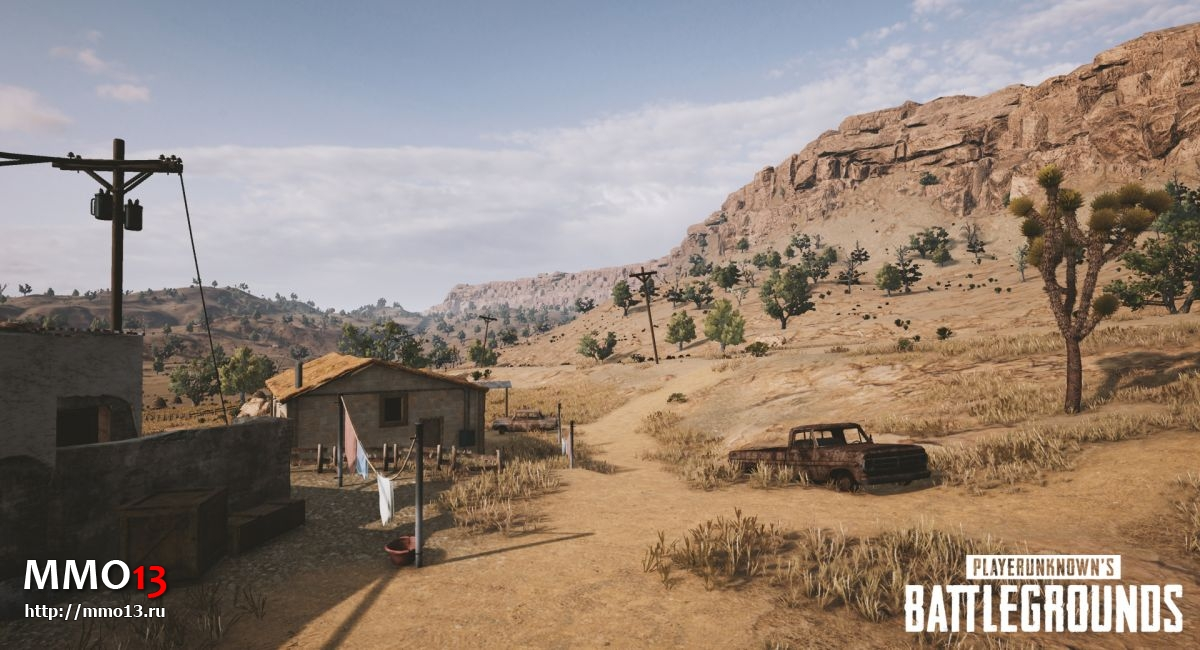 Карта Мирамар для Playerunknown`s Battlegrounds получит множество улучшений 22648