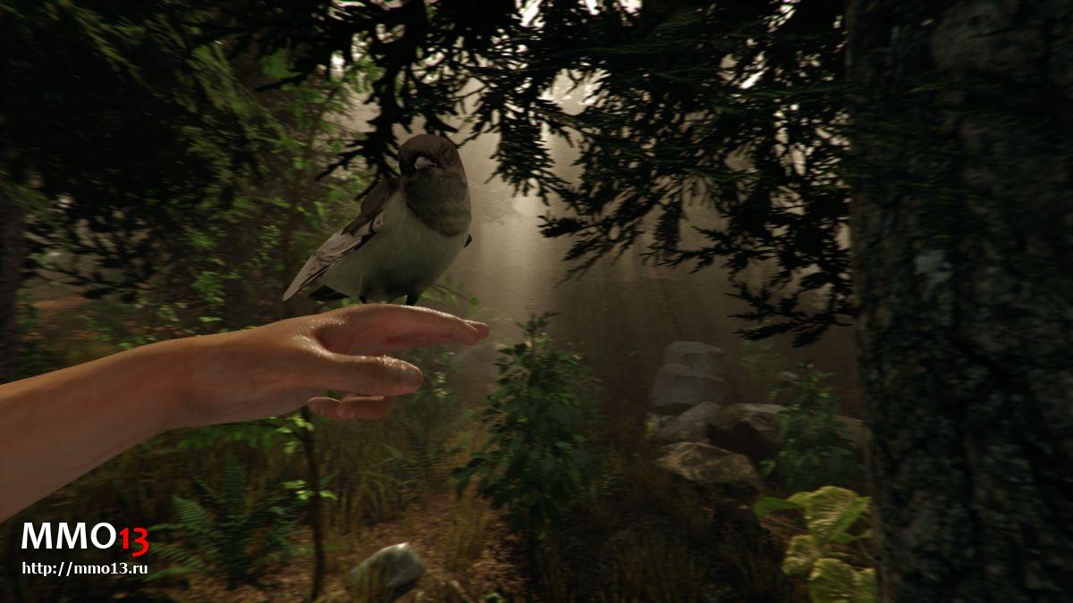 The Forest покинет ранний доступ в апреле 22693