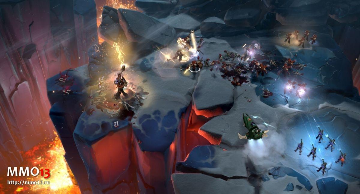 Поддержка Warhammer 40,000: Dawn of War 3 прекращена 22727