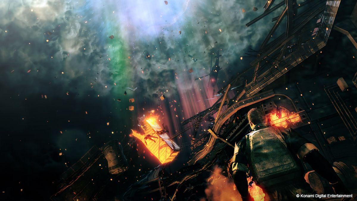 На следующей неделе пройдет бета-тестирование Metal Gear Survive 22730