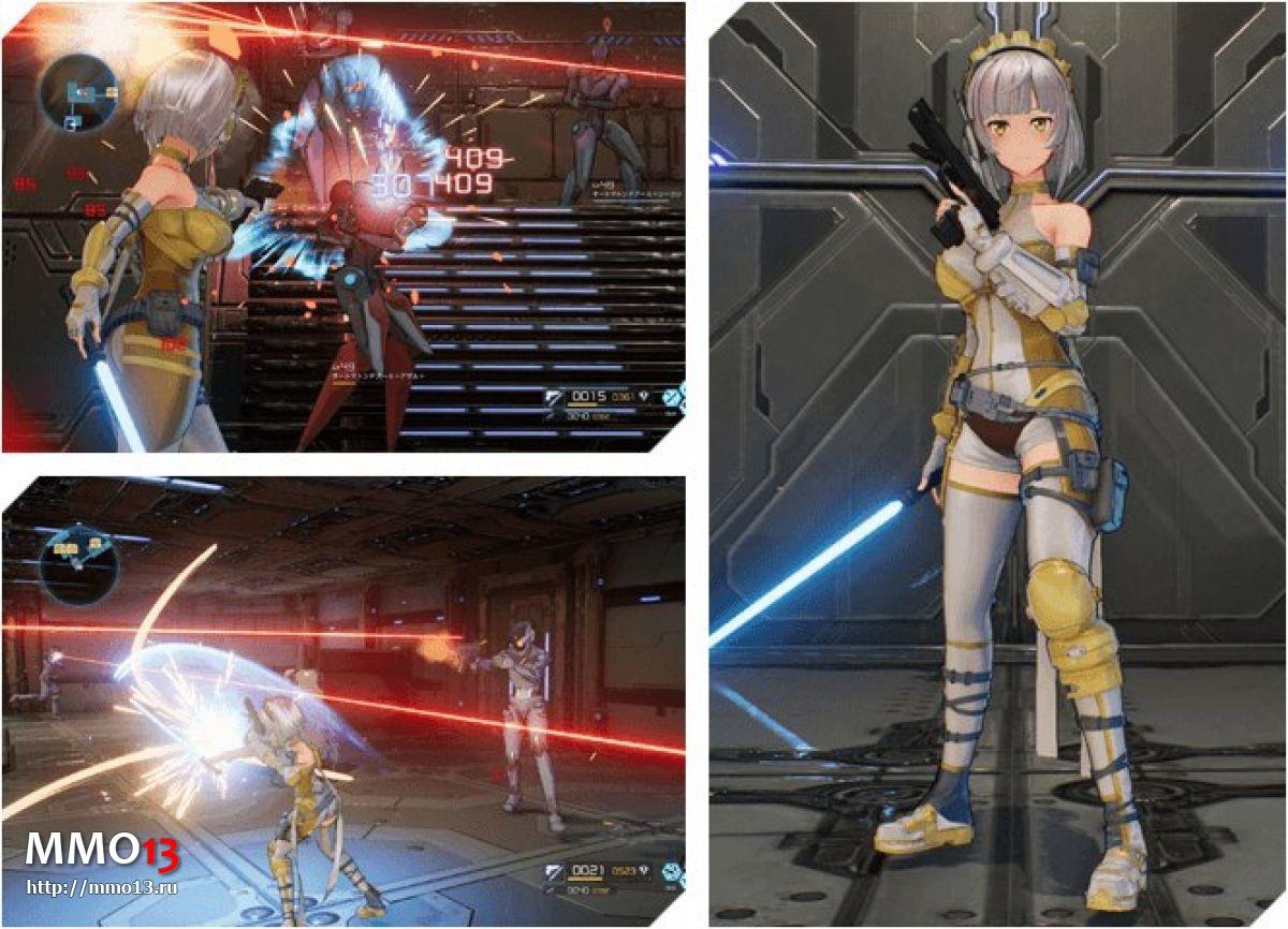 Все классы оружия в Sword Art Online: Fatal Bullet 22757