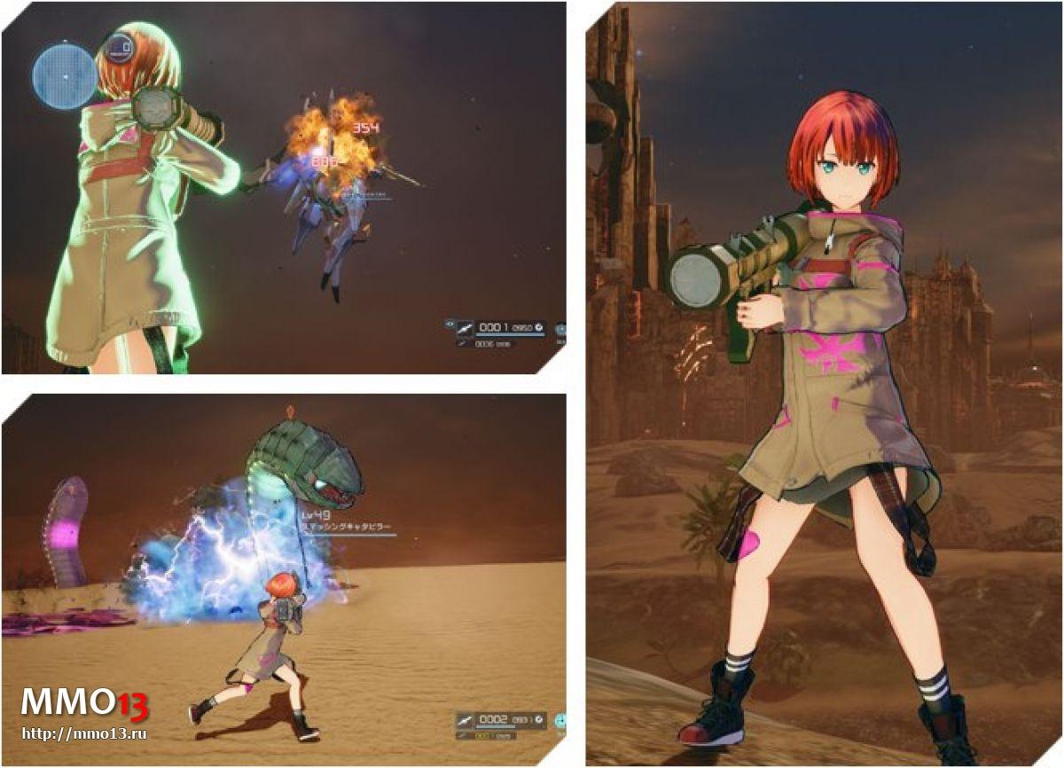 Все классы оружия в Sword Art Online: Fatal Bullet 22761